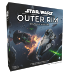 Star Wars Outer Rim - Cover