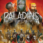 Paladins of the West Kingdom - Cover